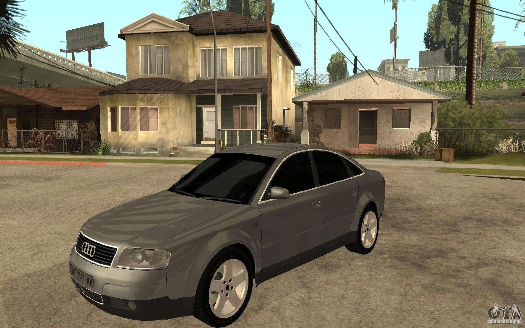 Audi A6 3 0i 1999 For Gta San Andreas