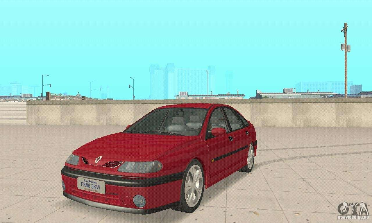 renault laguna 16v for gta san andreas. Black Bedroom Furniture Sets. Home Design Ideas