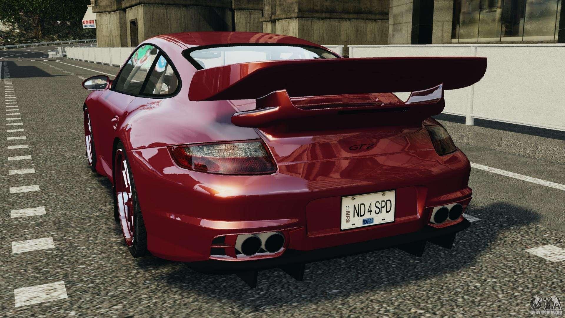 28487-1356693755-GTAIV2012-12-2814-42-41-55 Stunning Porsche 911 Gt2 Body Kit Cars Trend