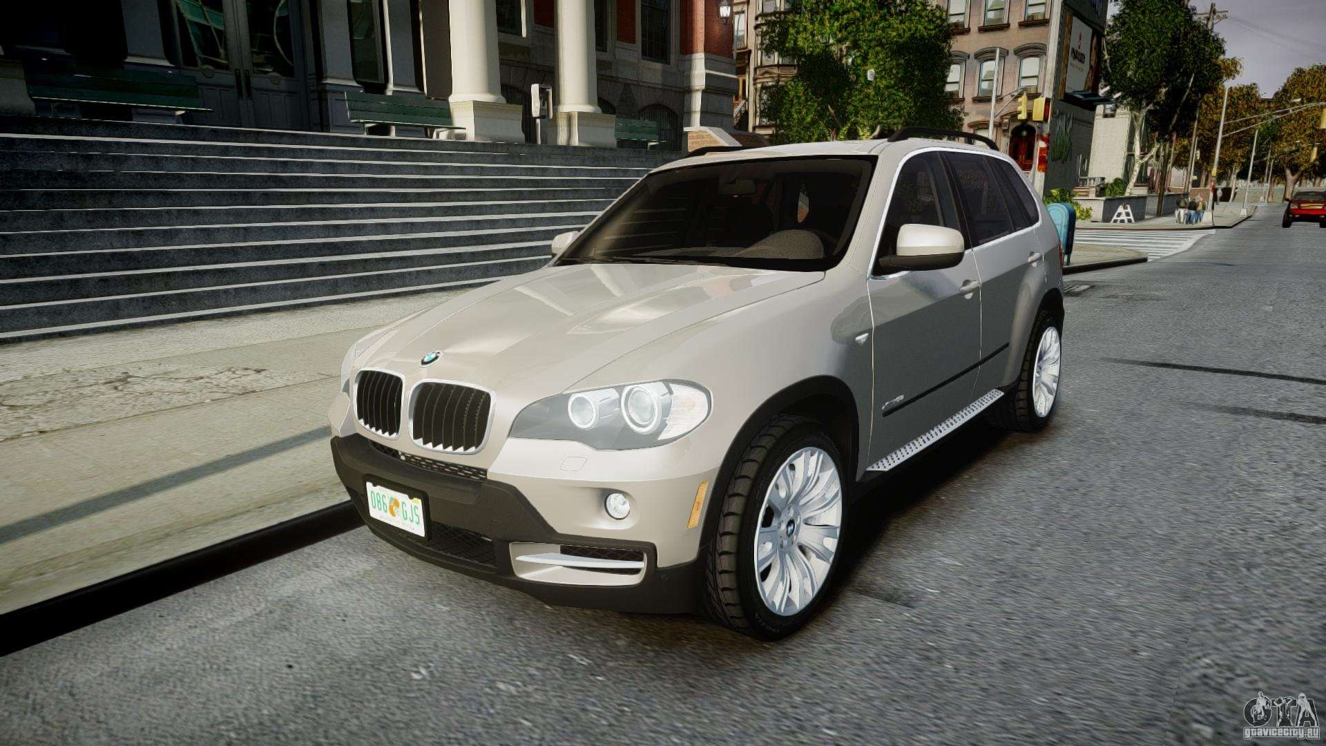 bmw x5 experience version 2009 wheels 223m for gta 4. Black Bedroom Furniture Sets. Home Design Ideas