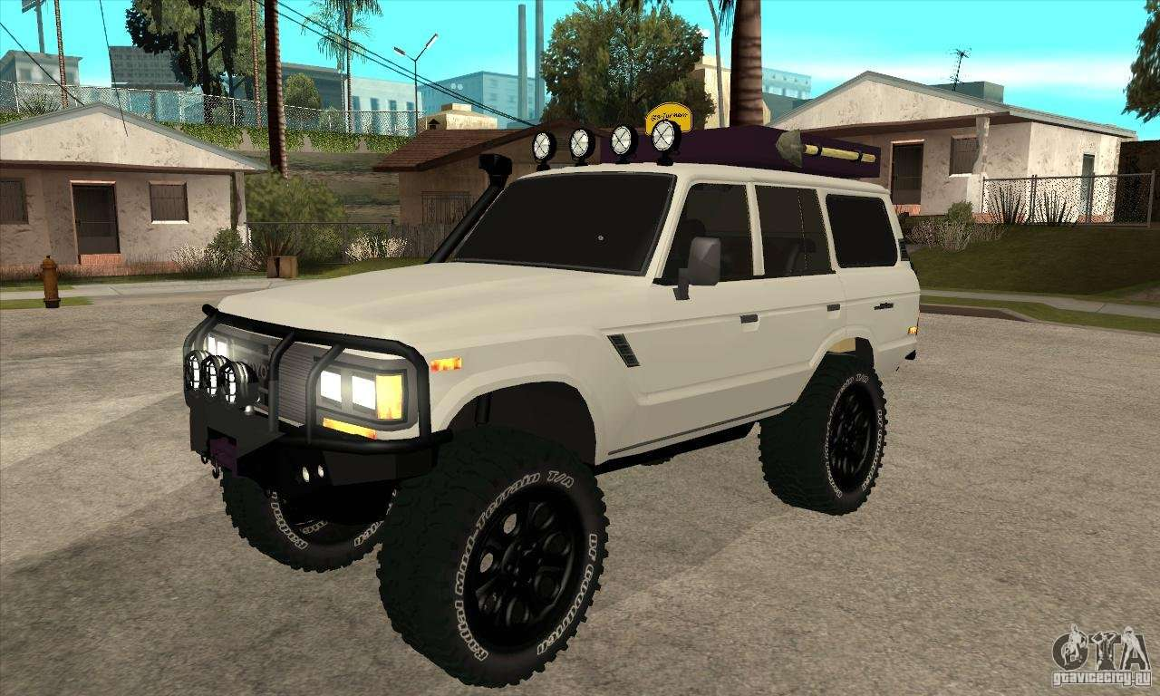 toyota land cruiser 70 1993 off road samurai for gta san toyota land cruiser off road te koo toyota land cruiser off road package