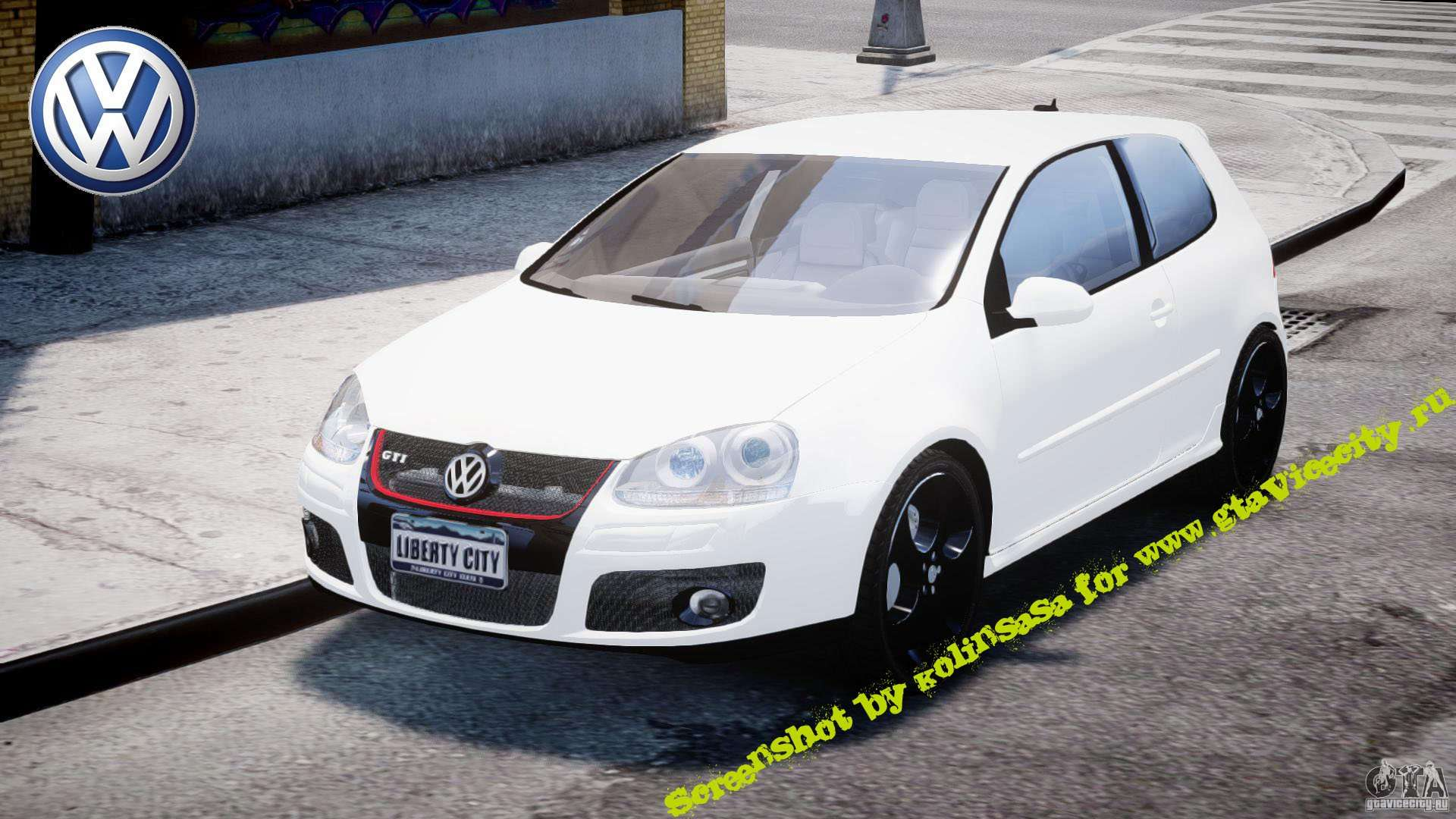 volkswagen golf 5 gti for gta 4. Black Bedroom Furniture Sets. Home Design Ideas