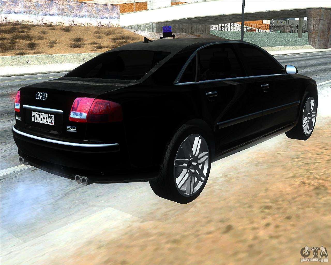 audi a8l w12 for gta san andreas. Black Bedroom Furniture Sets. Home Design Ideas