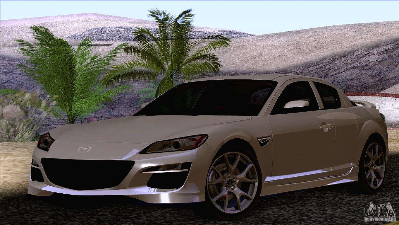 mazda rx8 r3 2011 for gta san andreas. Black Bedroom Furniture Sets. Home Design Ideas