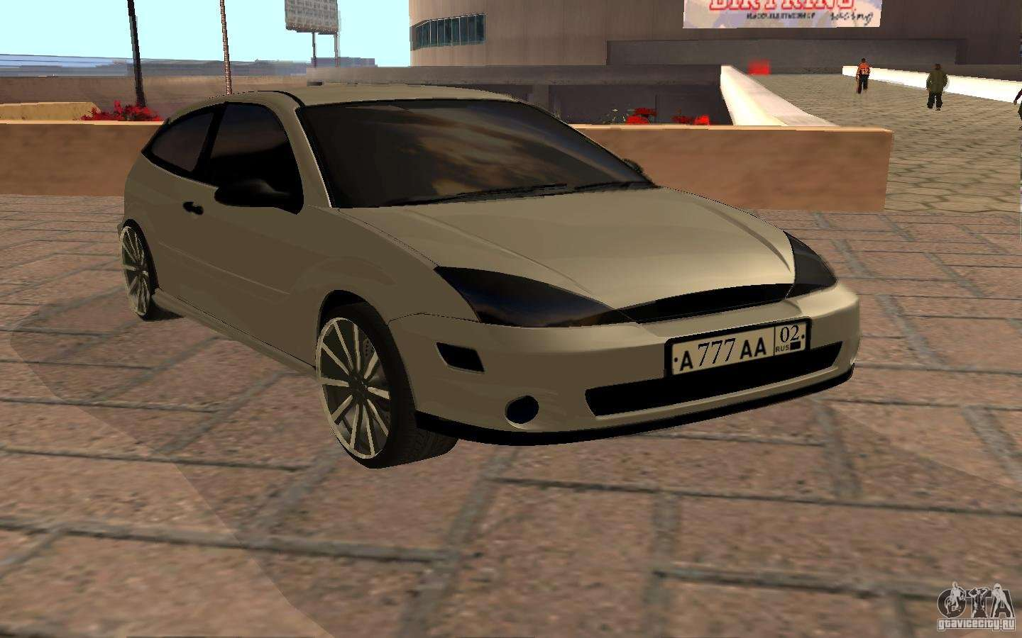 ford focus light tuning for gta san andreas. Black Bedroom Furniture Sets. Home Design Ideas