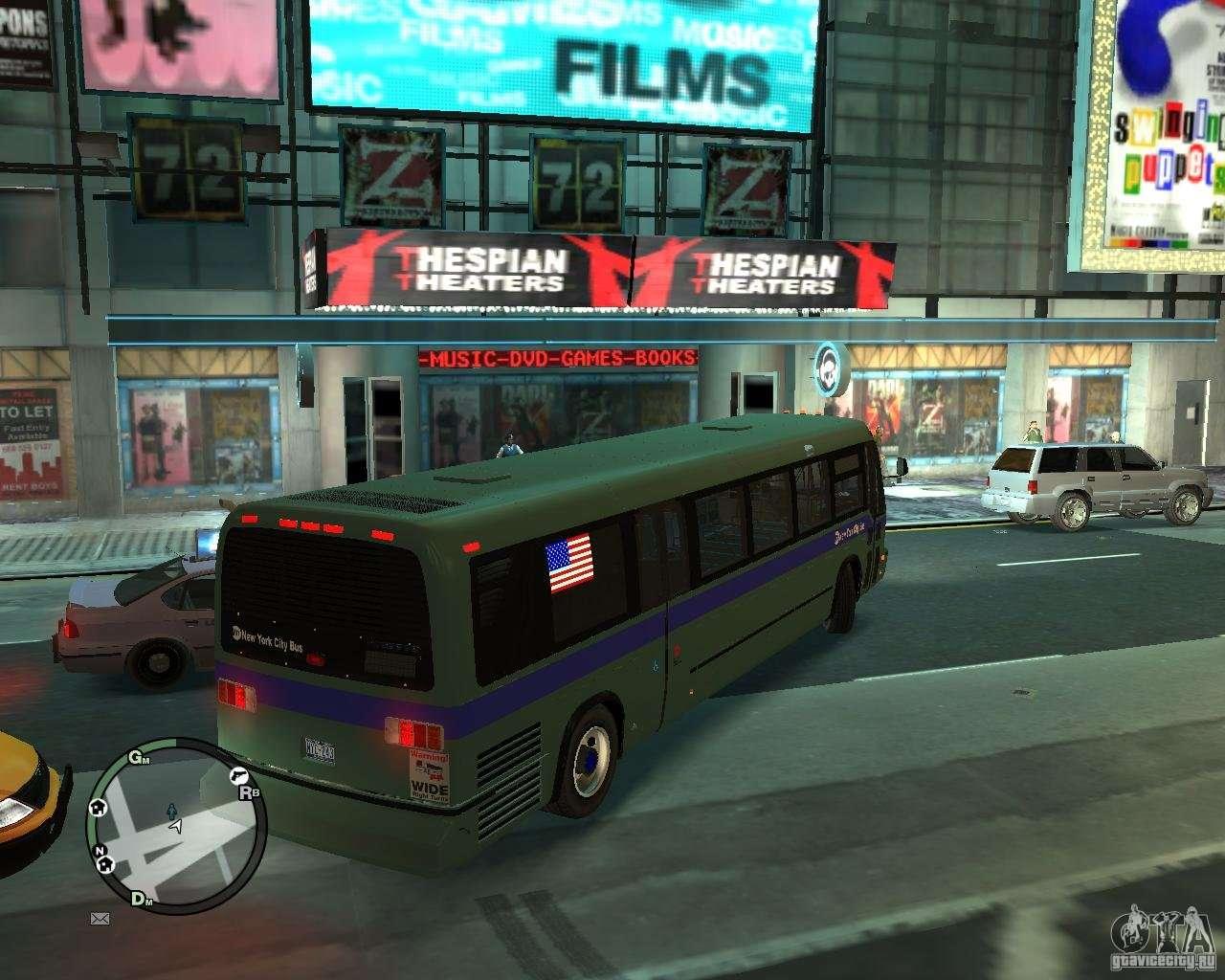 Mta Nyc Bus For Gta 4