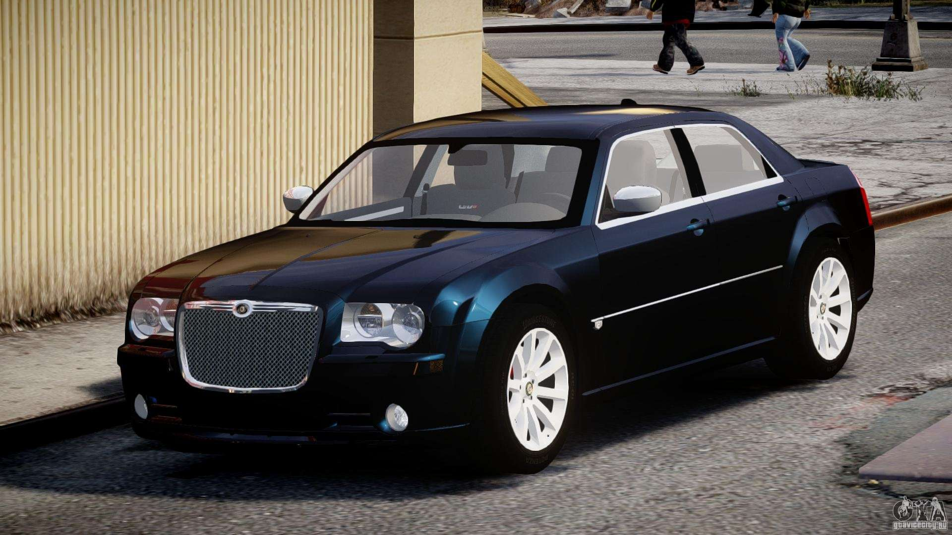 chrysler 300c srt8 for gta 4. Black Bedroom Furniture Sets. Home Design Ideas