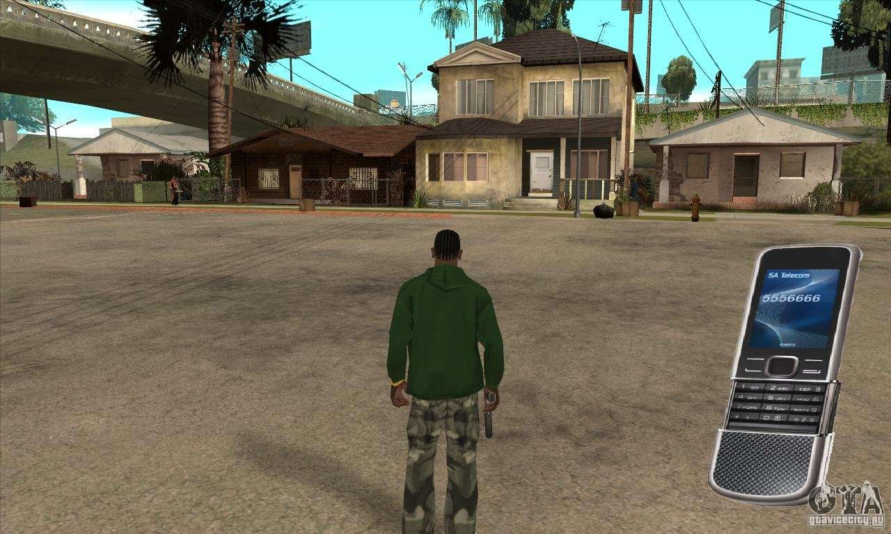 gta san andreas game for android mobile