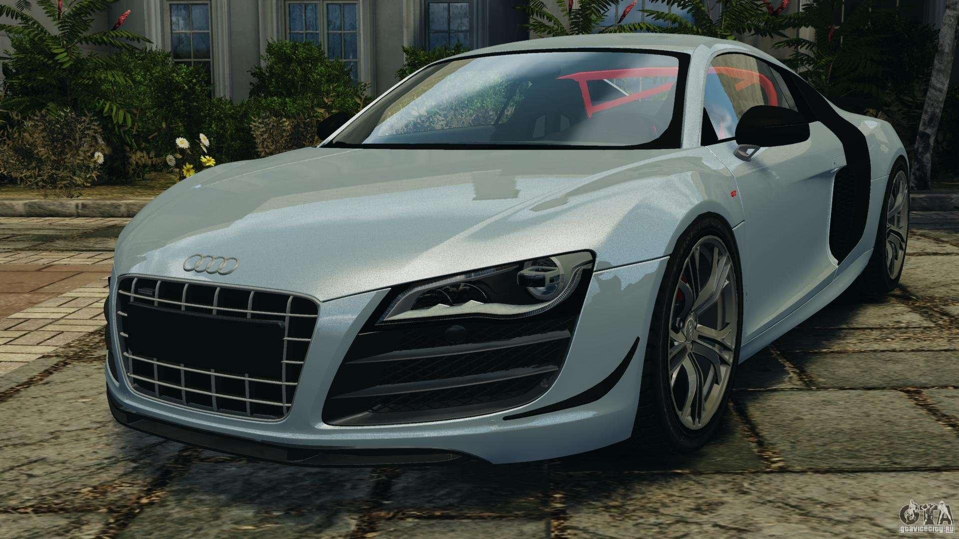 Audi R8 GT 2012 for GTA 4