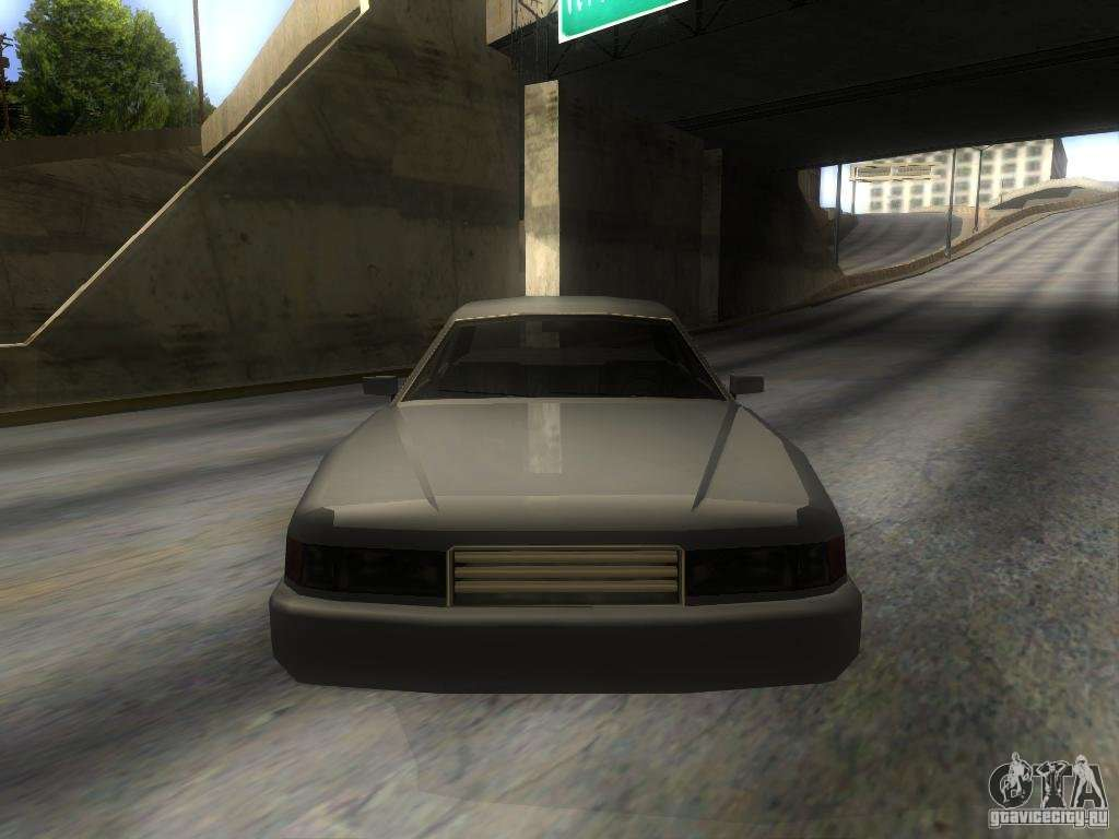 merit coupe for gta san andreas