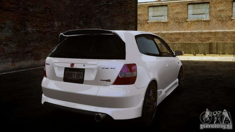 Honda Civic Type-R (EP3) for GTA 4