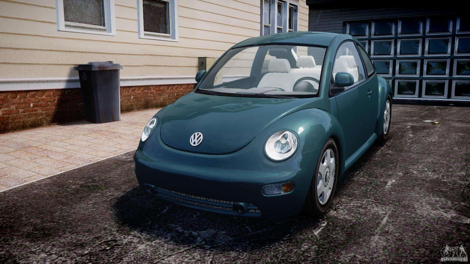 volkswagen new beetle 2003 for gta 4. Black Bedroom Furniture Sets. Home Design Ideas