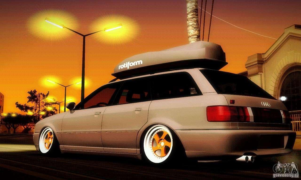 Audi Rs2 Avant Thug For Gta San Andreas