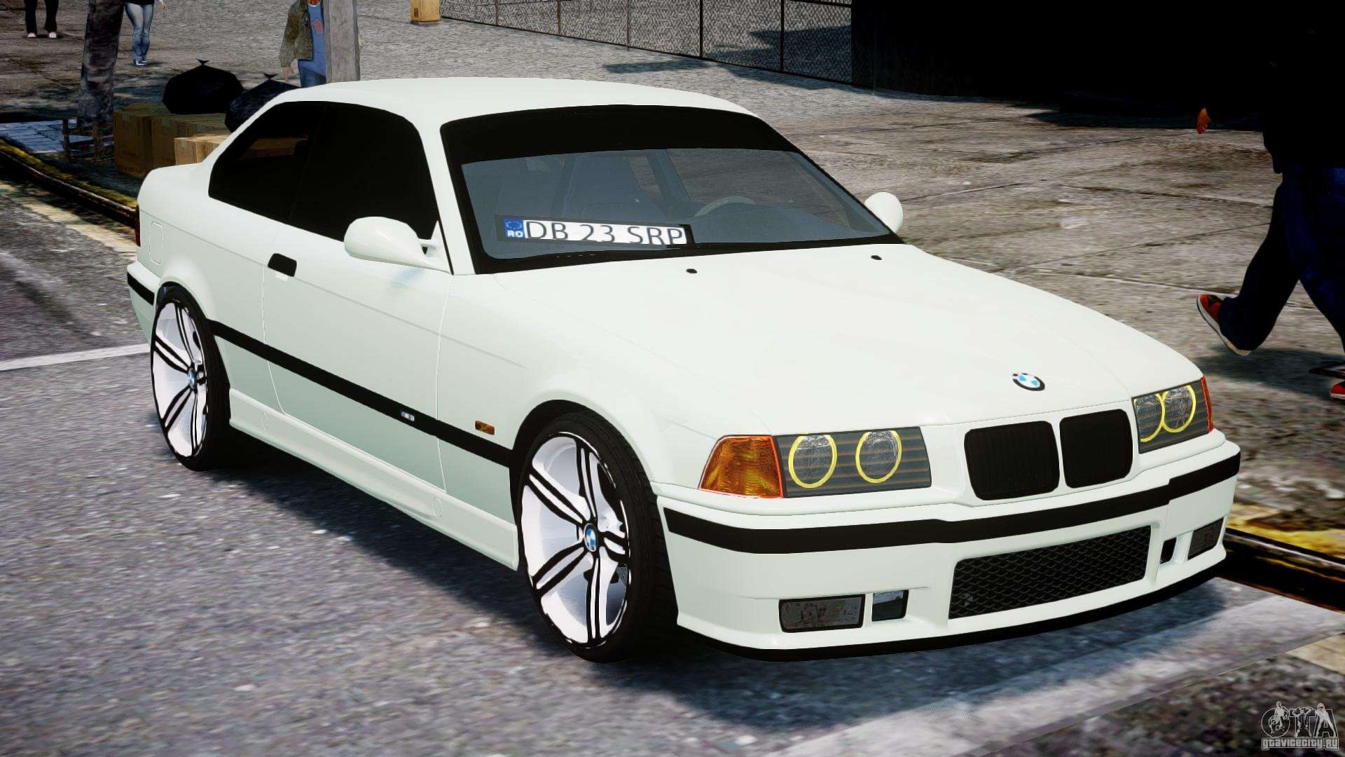bmw e36 m3 for gta 4. Black Bedroom Furniture Sets. Home Design Ideas