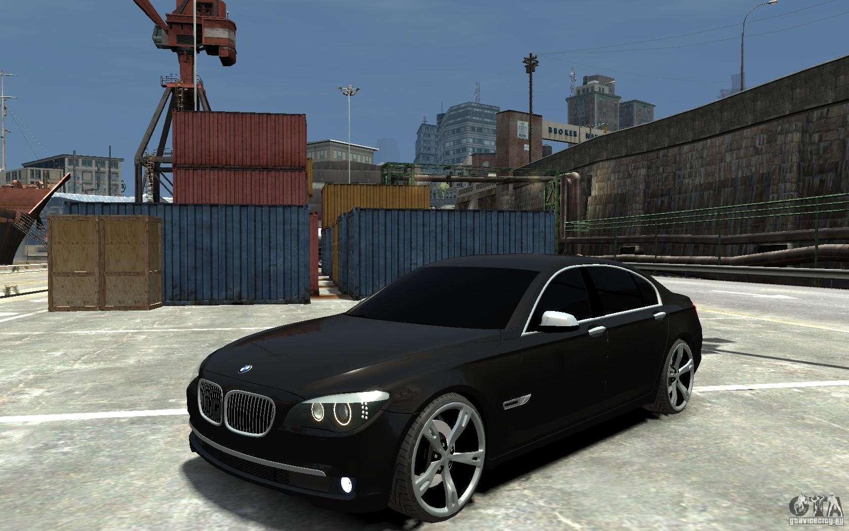 BMW 750 LI F01 V13