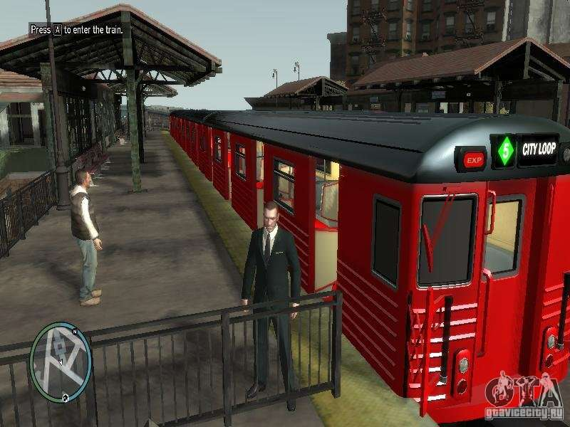 Trains For Gta 4 With Automatic Installation Free Download Trains