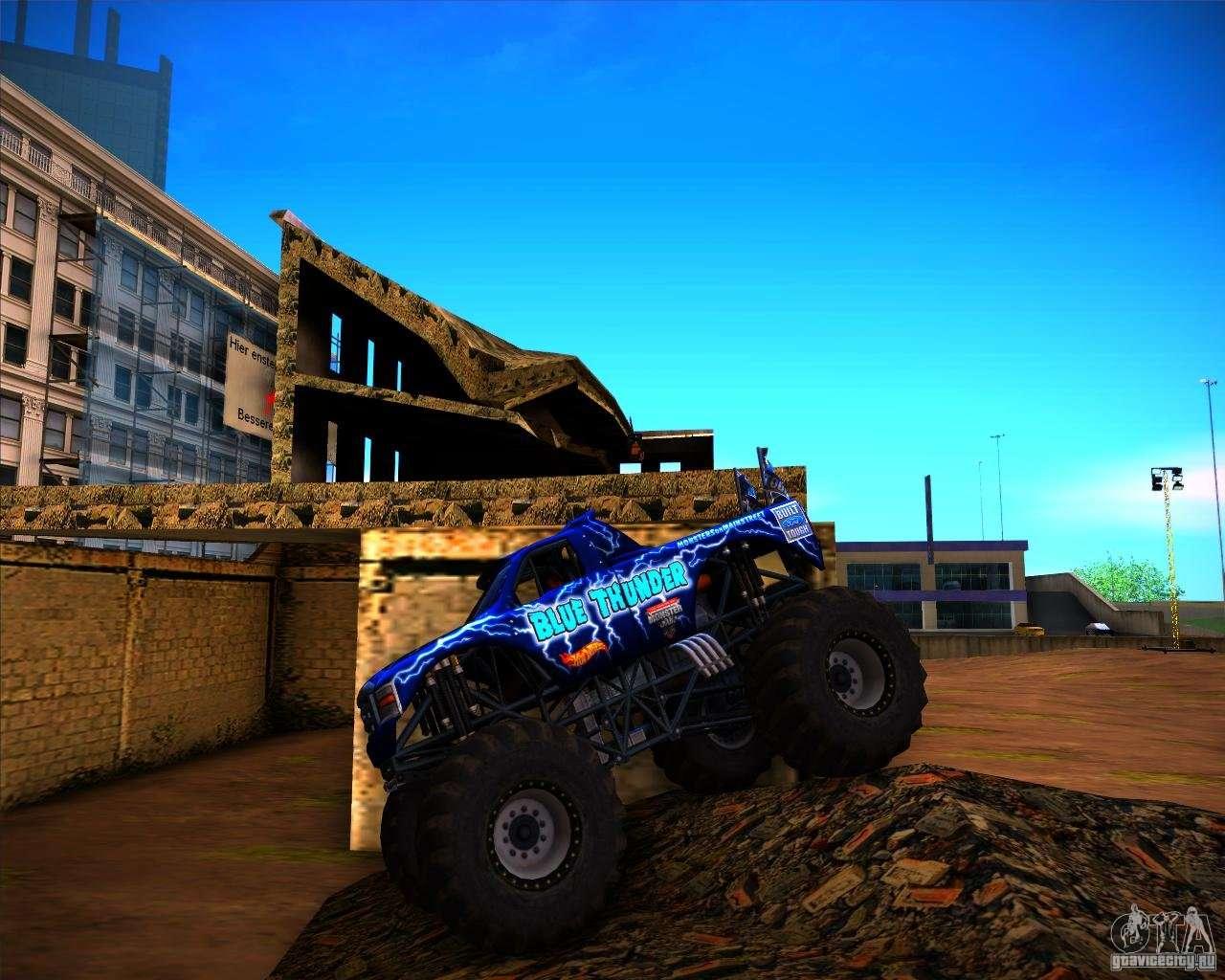 Monster Truck | GTA Wiki | FANDOM powered by Wikia