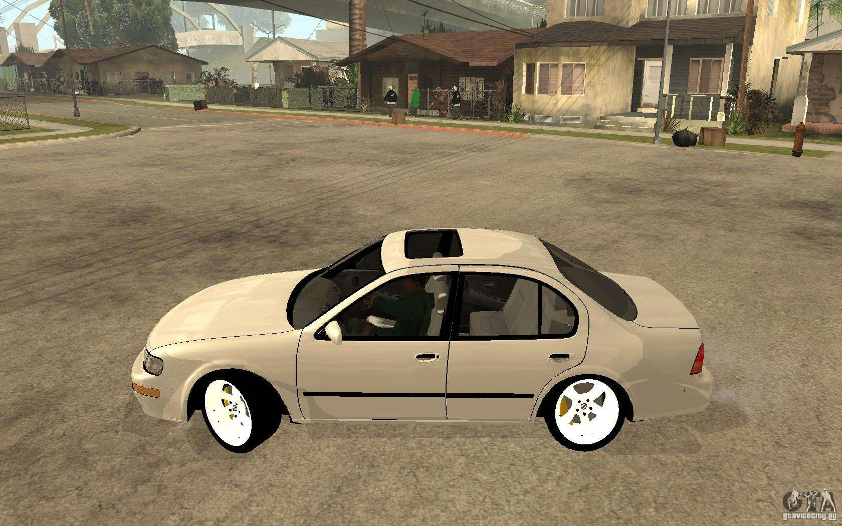 Nissan Maxima 1998 For Gta San Andreas