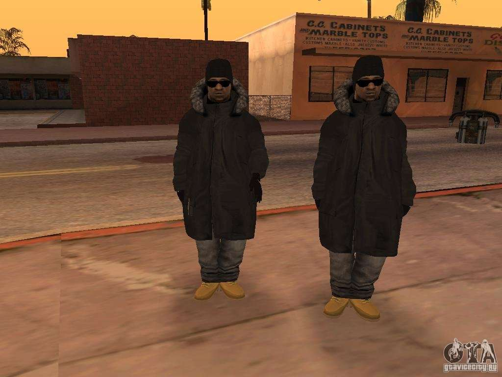 Gta san andreas online gang fights game