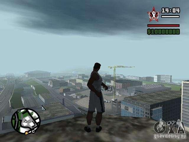 SAVE anywhere for GTA San Andreas