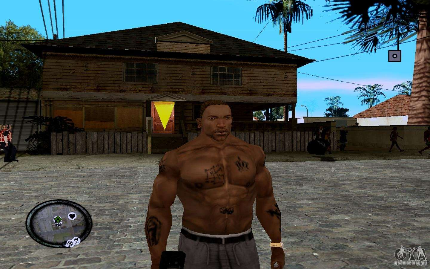 Gta san andreas cj girlfriends naked sex tubes