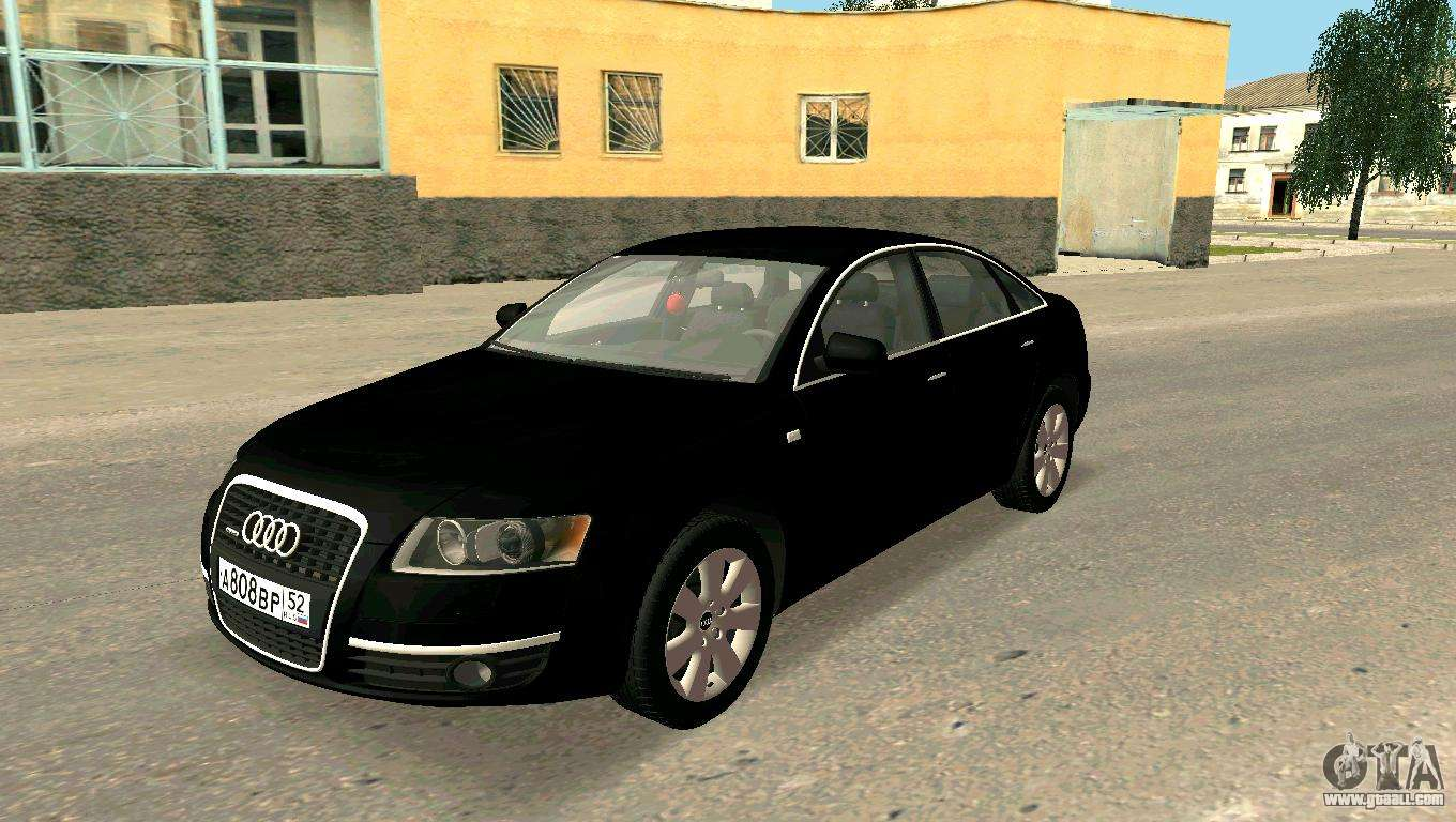Gallery on Audi A6