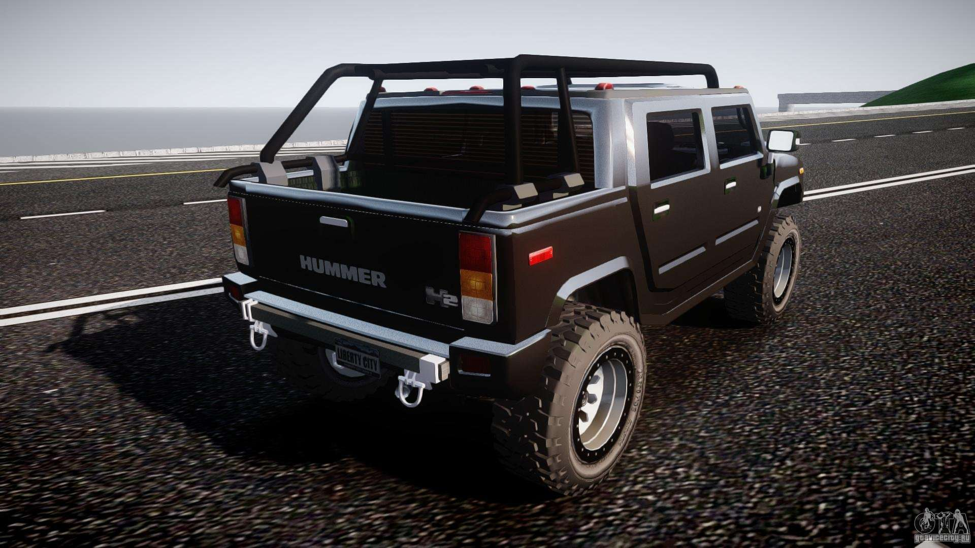 hummer h2 4x4 offroad v 2 0 for gta 4. Black Bedroom Furniture Sets. Home Design Ideas
