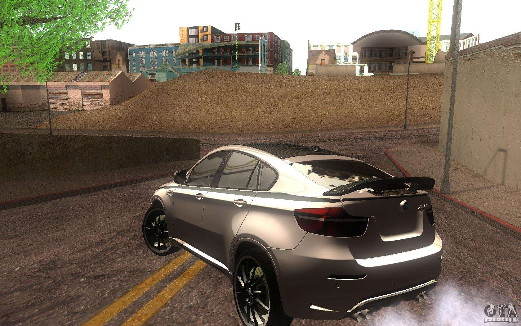 Bmw X6 M Lumma Tuning For Gta San Andreas