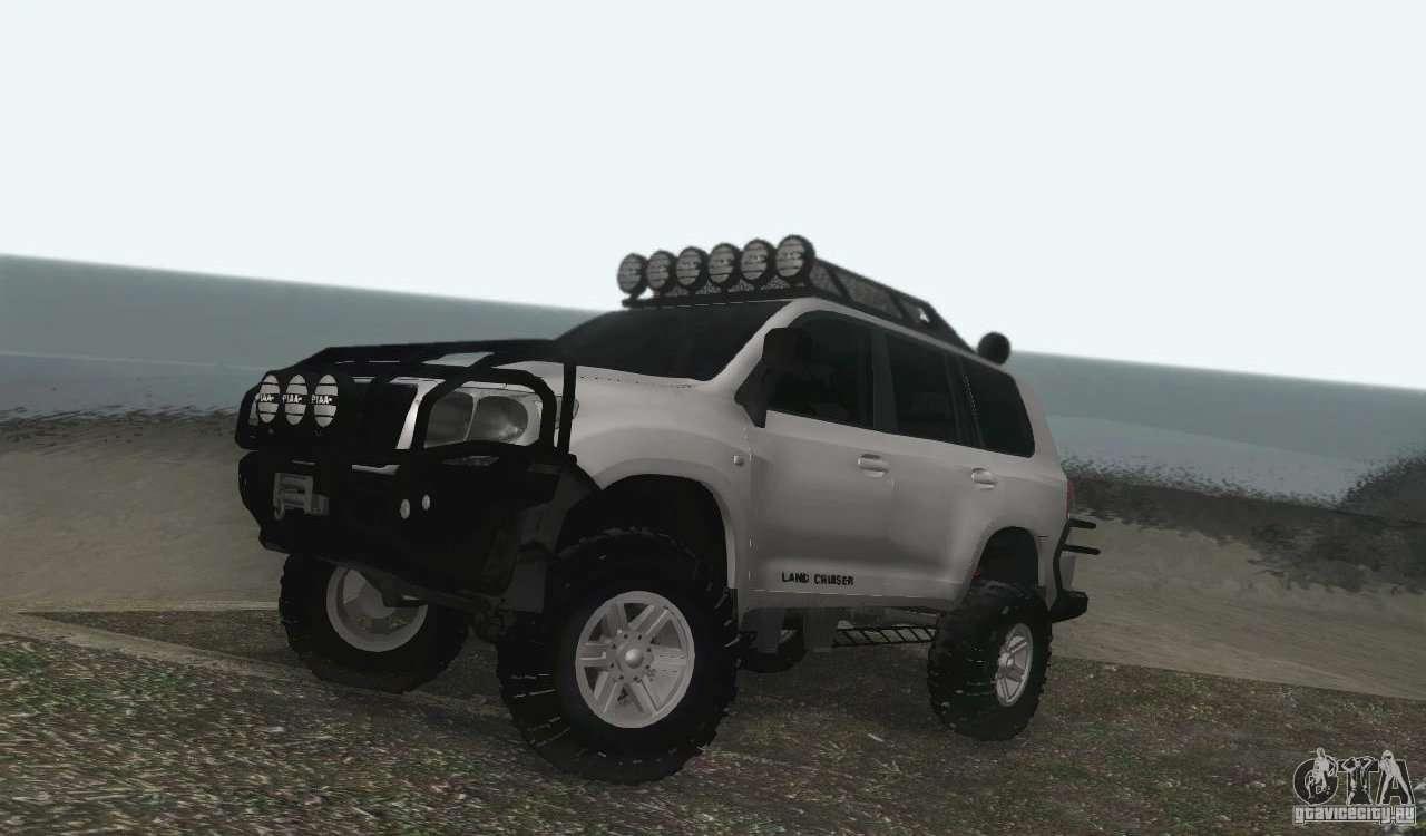 TEST: Toyota Land Cruiser 200 & Mercedes-Benz GLS500 ...