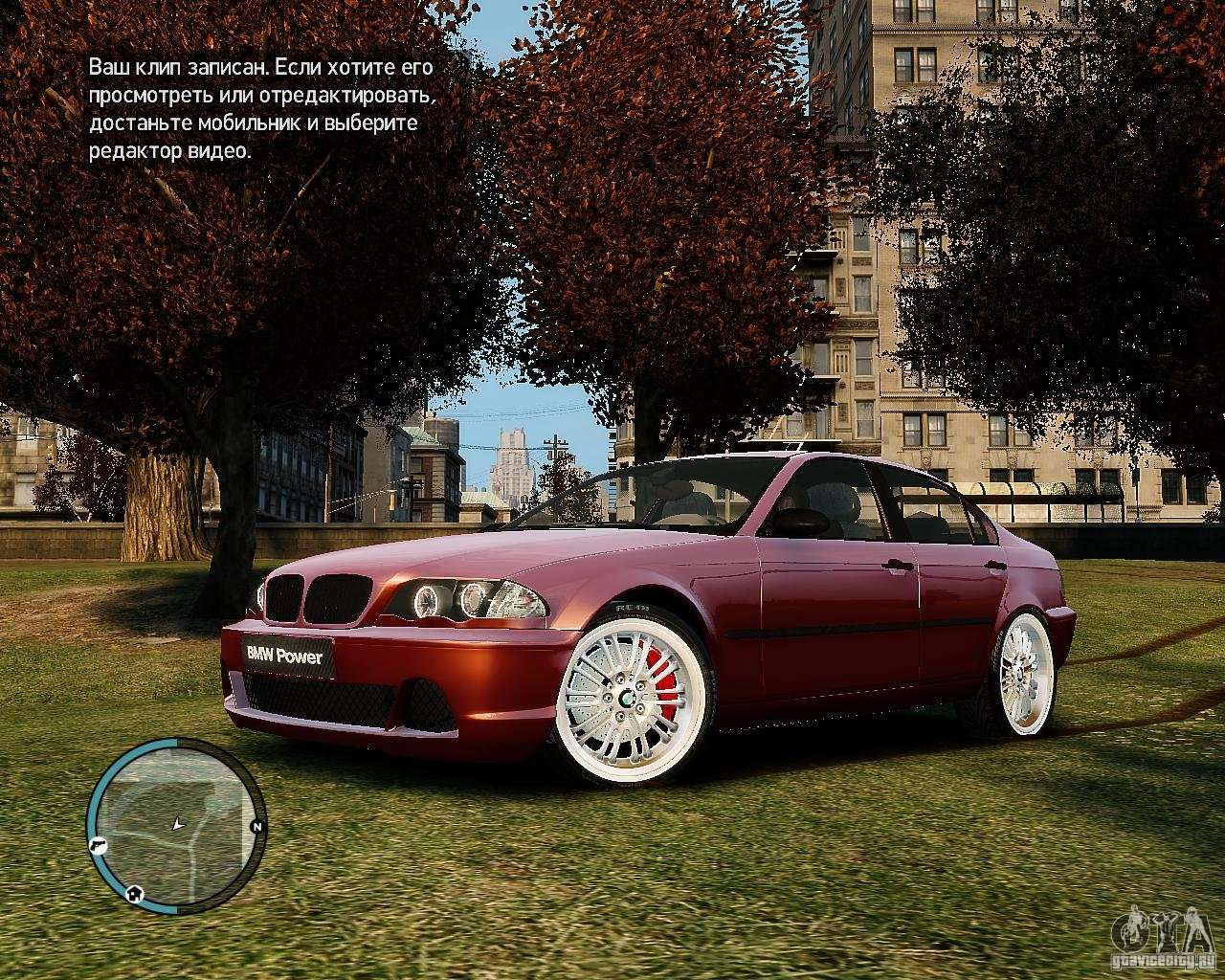 Bmw 320i E46 V1 0 For Gta 4