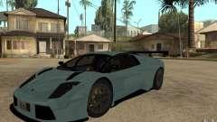 Lamborghini Murcielago R-GT for GTA San Andreas