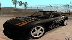 Mazda RX7 Tuned for GTA San Andreas