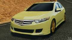 Honda Accord Type S 2008 for GTA 4