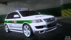 Volkswagen Touareg Policija