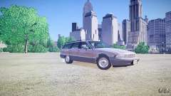 Chevrolet Caprice Civil 1992 v1.0 for GTA 4