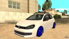 Volkswagen Golf MK6 Hybrid GTI JDM for GTA San Andreas