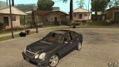 Mercedes-Benz E500 2003 for GTA San Andreas