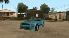 Ford Mustang GT 500 for GTA San Andreas