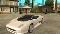 Jaguar XJ 220 for GTA San Andreas