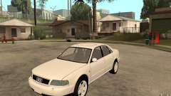 Audi A8 4.8L 2000 for GTA San Andreas