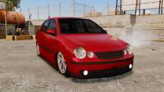 Volkswagen Polo Edit for GTA 4