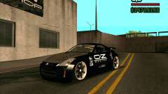 Nissan 350Z Pro Street for GTA San Andreas
