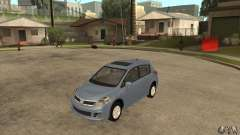 Nissan Tiida for GTA San Andreas