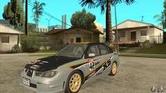 Subaru Impreza WRX STI 2006 for GTA San Andreas