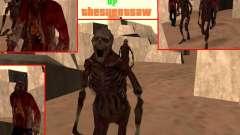 Zombie Half life 2 for GTA San Andreas