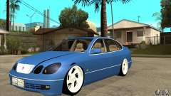 Lexus GS300 V 2003 for GTA San Andreas