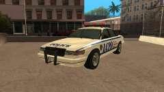 The police of GTA4