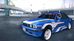 BMW E34 Drift
