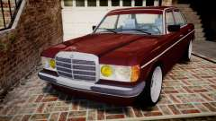 Mercedes-Benz 230E 1976 Tuning