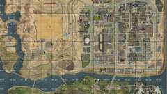 Map of San Andreas with Update v7